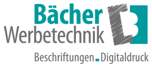 Bächer Werbetechnik – Beschriftungen und Digitaldruck