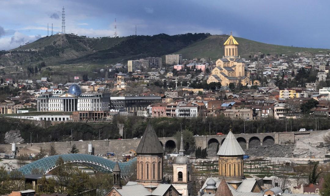 Der Weg ist das Ziel – das neue Ziel heisst jetzt: Tiflis in Georgien