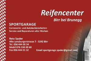 Sportgarage – Reto Spuler – Birr