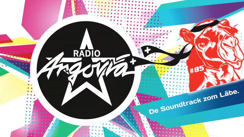 Wir beim Radio Argovia