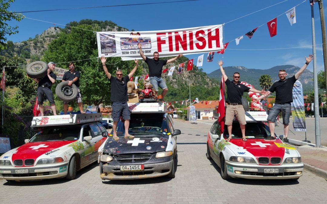 Tag 21 | 20.05.2016: Siegerehrung, Facts & Figures über die Rallye