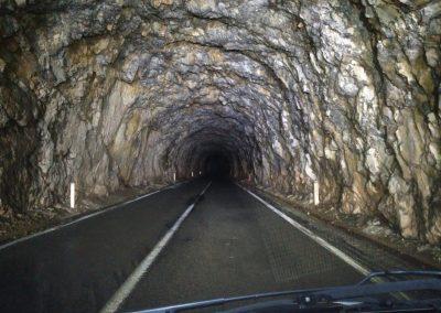 Montenegro Gebirge