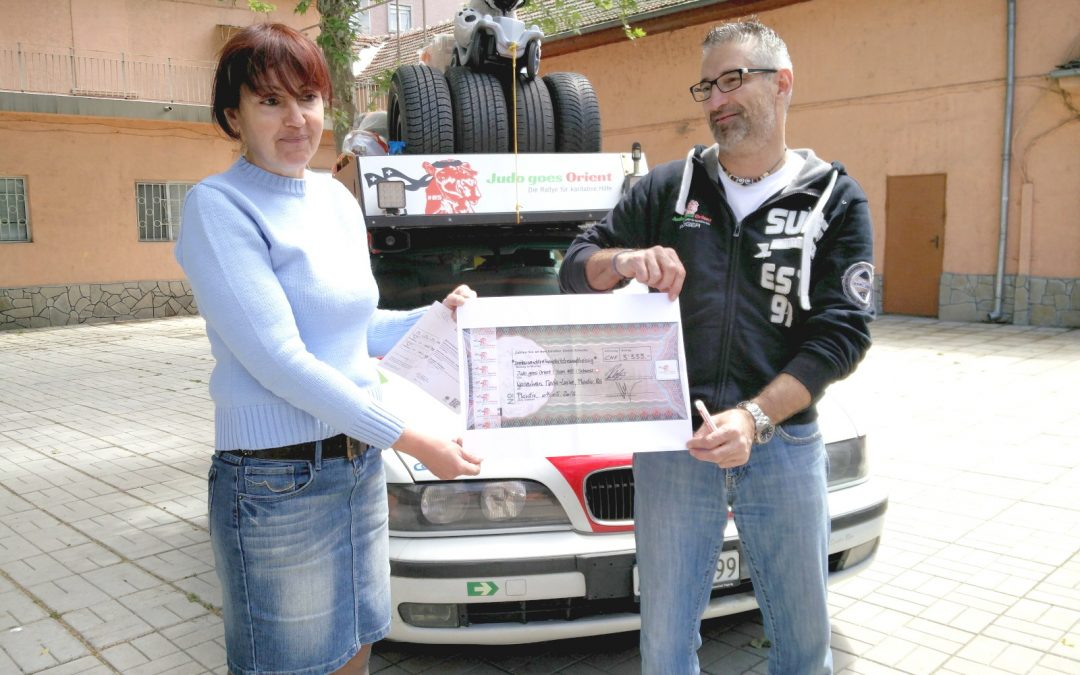 Tag 5 | 04.05.2016: Besuch im Waisenhaus in Plovdiv, Bulgarien