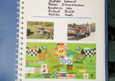 Das Roadbook