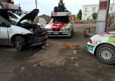 Vroni erzählt vom Unfall
