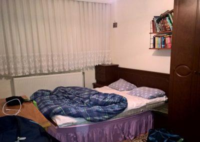Einer unserer Schlafplätze