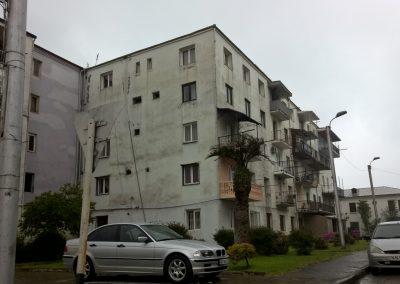 Wohnhaus in Batumi