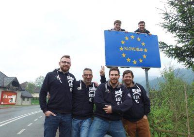 Grenze Slovenien